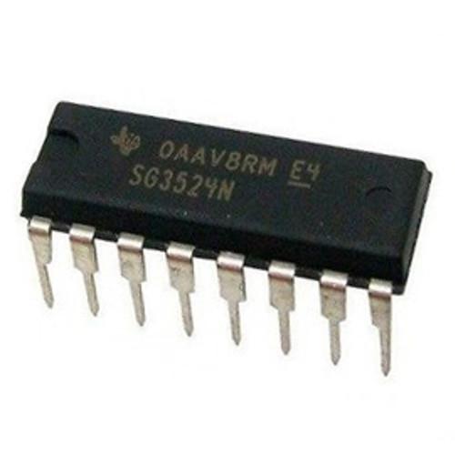 Circuito Integrado SG3524 Modulador de Largura de Pulso PWM