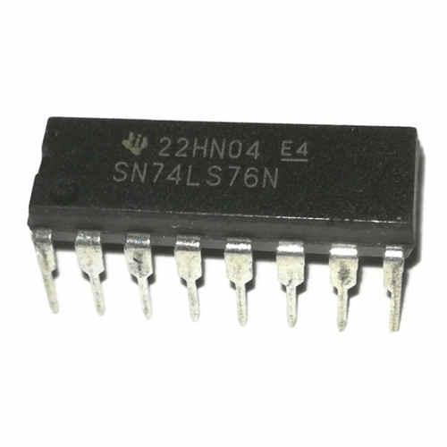 Circuito Integrado SN74LS76
