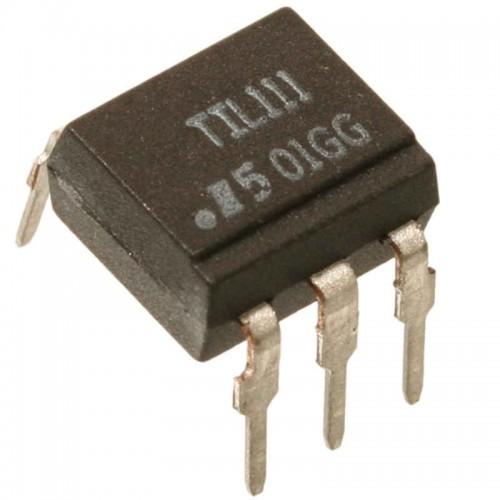 Circuito Integrado TIL111 - Foto acoplador