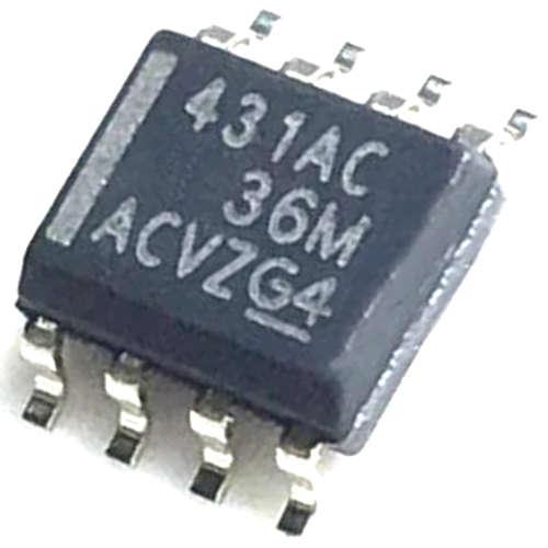 Circuito Integrado TL431 SMD 8 Terminais SOP8