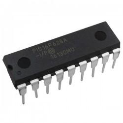 Microcontrolador PIC16F628A-I/P
