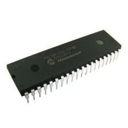 Microcontrolador PIC18F452-I/P
