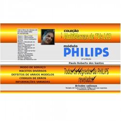 Coleção Multimarcas de TVs LCD Philips