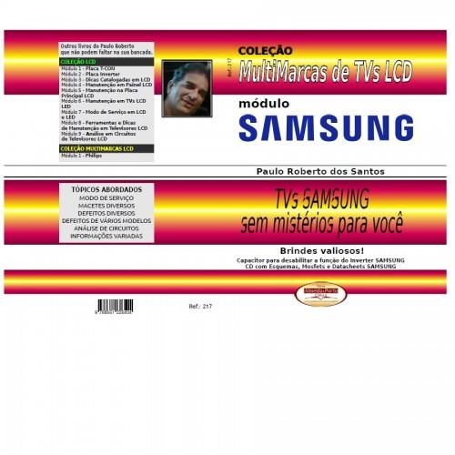Coleção Multimarcas de TVs LCD Samsung