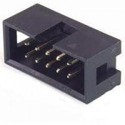 Conector Header 10 Pinos 180 Graus (DS-1013)