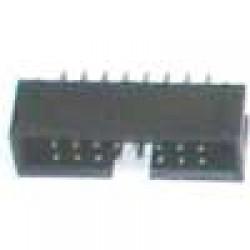 Conector Header 16 Pinos 180 Graus (DS-1013)