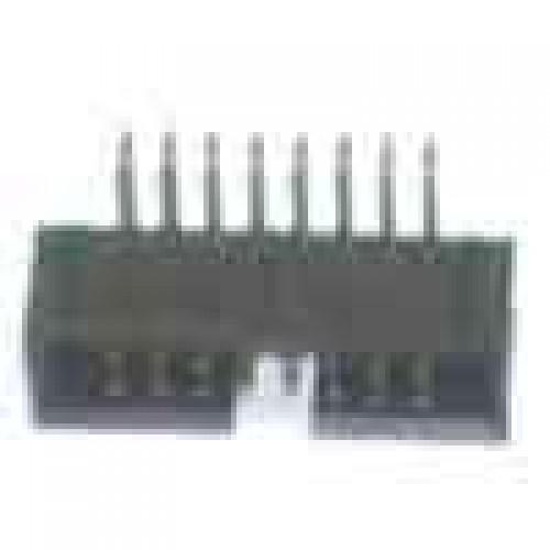 Conector Header 16 Pinos 90 Graus