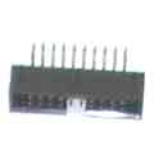 Conector Header 20 Pinos 90 Graus