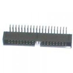 Conector Header 40 Pinos 90 Graus