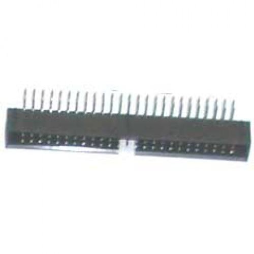 Conector Header 50 Pinos 90 Graus