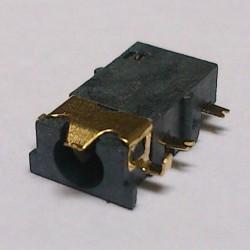 Conector Jack Smd PJ-31060-3 (1,4) 3,5mm 6T Dourado