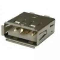 Conector USB-A Femea YH-USB01B
