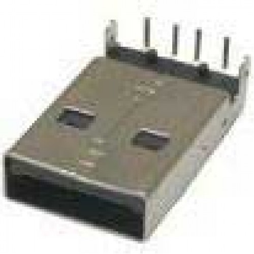 Conector USB-A Macho YH-USB05A