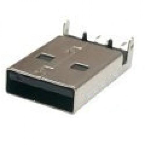 Conector USB-A Macho YH-USB05B (SMD)