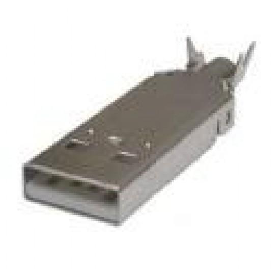 Conector USB-A Macho YH-USB06