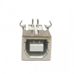 Conector USB-B Femea YH-USB03