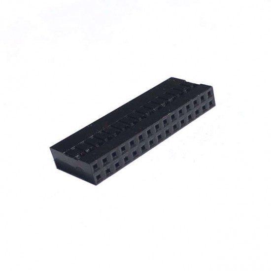 Alojamento Para Conector Modu Duplo 15x2