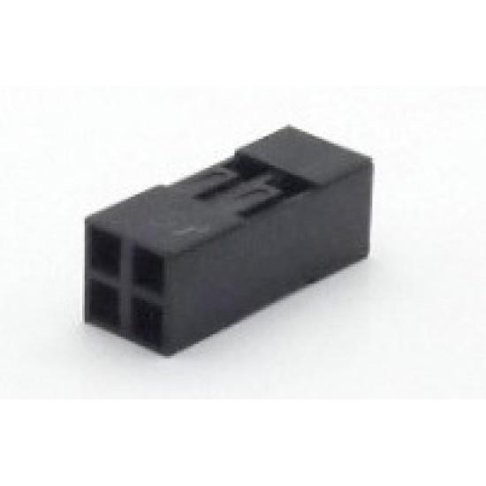 Alojamento Para Conector Modu Duplo 02x2