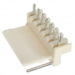 Conector 5046-7 KK 7 Vias Macho 90 Graus 2,54mm