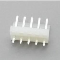 Conector KKzão 5 Vias Macho Passo 3,96mm
