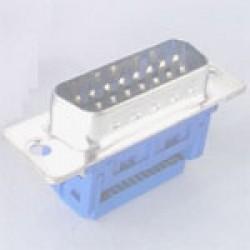 Conector DIDC25 Macho Para Flat Cable