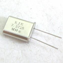 Cristal 7.3728 MHz - HC49U