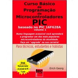Curso Básico De Prog De Microcontrolador Pic Vol 1