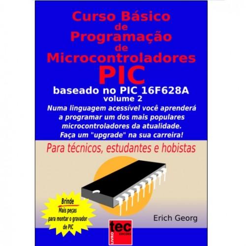 Curso Básico De Prog De Microcontrolador Pic Vol 2