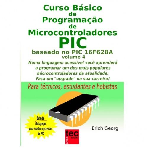 Curso Básico De Prog De Microcontrolador Pic Vol 4