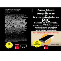 Curso Básico De Prog De Microcontrolador Pic Vol 5