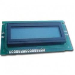 Display LCD 16x2 Sem Back, Verde 84x44x9,5 FECC1602ERNNGBW