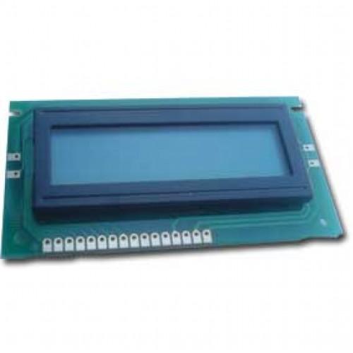 Display LCD 16x2 Sem Back, Verde 84x44x9,5 FECC1602ERNNGBW