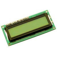 Display LCD 16x2 Back Verde Letra Preta FDCC1602G-FLYGBW-51