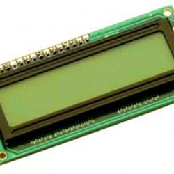 Display LCD 16x2 Back Verde Letra Preta FECC1602E-FLYGBW-51