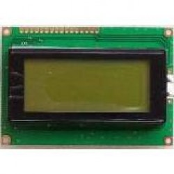 Display LCD 16x4 Back Verde Letra Preta - JHD539