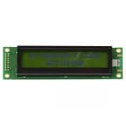 Display LCD 20x2 Back Verde Letra Preta -  JHD202
