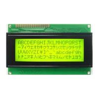 Display LCD 20x4 Back Verde Letra Preta JHD204A
