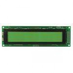 Display LCD 24x2 Back Verde Letra Preta