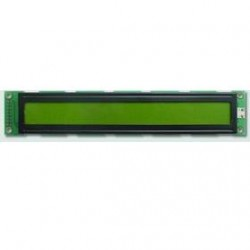 Display LCD 40x2 Back Verde Letra Preta (182x33,5)
