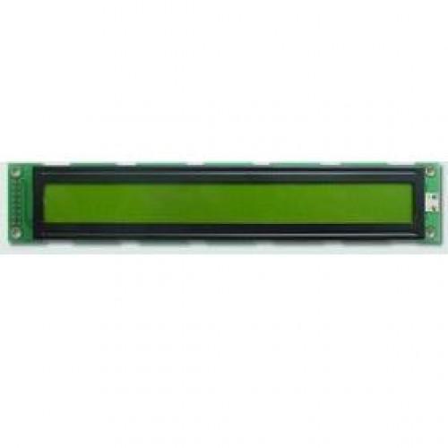 Display LCD 40x2 Back Verde Letra Preta (182x33,5)