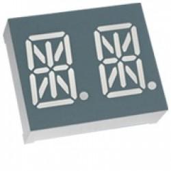 Display De Led Alfanumérico Vermelho Anodo Duplo 0,54 D412ASR