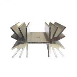 Dissipador 183013/40 Com Furo Para TO220 (K6439)