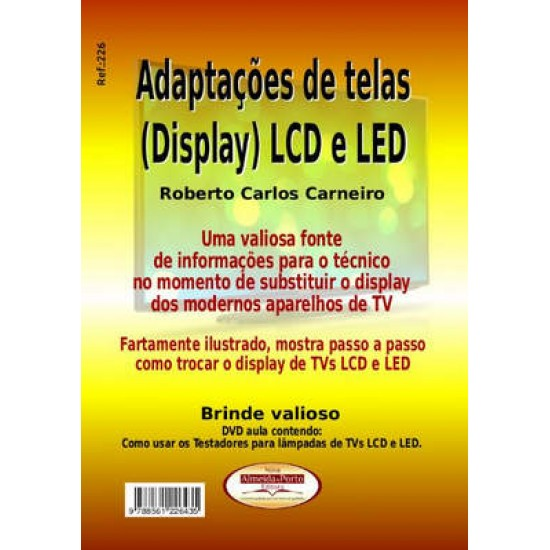 Adaptações De Telas (Display) LCD E LED
