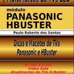 Coleção Multimarcas de TVs LCD Panasonic H Buster