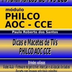 Coleção Multimarcas de TVs LCD Philco Aoc-Cce