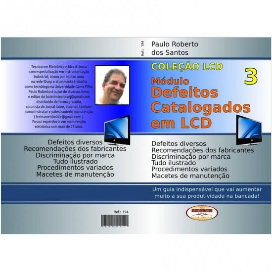 Coleção LCD Dicas Catalogadas TVs LCD E LED Vol 3