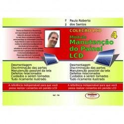 Coleção LCD Manutenção No Painel LCD Vol 4