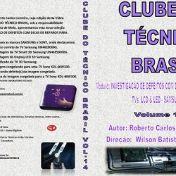 DVD Clube Do Técnico Brasil 14 Investigação De Defeitos Com Dicas De Reparos