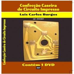 DVD Confecção Caseira De Circuito Impresso