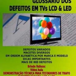 Glossário Dos Defeitos Em TVs LCD e LED